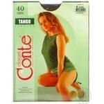 Колготы женские Conte Tango 40ден р.4 Shade