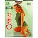 Колготы Conte Elegant Tango natural женские 40ден 4 natural