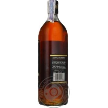 King Robert II Whiskey 40% 700ml - buy, prices for Novus - image 2