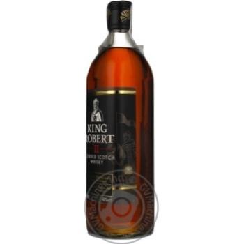 King Robert II Whiskey 40% 700ml - buy, prices for Novus - image 4