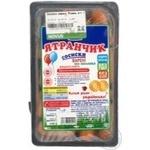 Sausages Yatranchik boiled 440g Ukraine