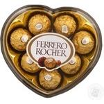 Цукерки Ferrero Роше Т8 упак.серце 100г