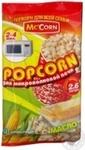 Попкорн зі смаком Оліі д/мікр.печі Mc'Corn 90г