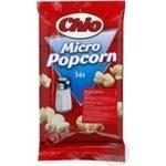 Попкорн для мікрохвильової пічки солоний Chio 90г