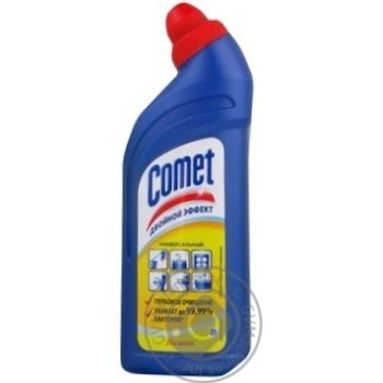 Means Comet lemon for washing 500ml