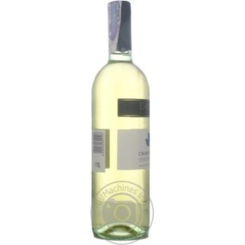 Вино Donini Chardonnay Delle Venezie IGT біле сухе 12,5% 0,75л - купити, ціни на МегаМаркет - фото 5
