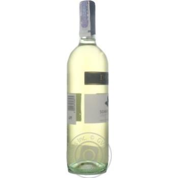 Вино Donini Soave сухе біле 11,5% 0,75л - купити, ціни на МегаМаркет - фото 5
