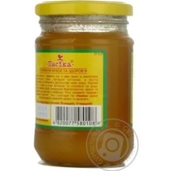 Honey Pasika linden 400g glass jar - buy, prices for MegaMarket - image 7