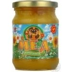 Honey Nektar 400g glass jar Ukraine