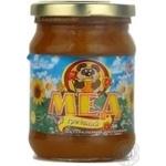 Honey Nektar honey 400g glass jar Ukraine