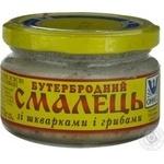 Смалец Онисс Бутербродний грибы 170г Украина