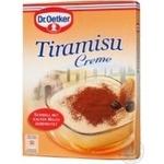 Десерт Др.Оеткер Тирамису 70г Германия