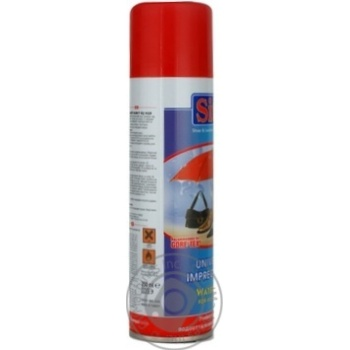Sitil Spray Water-Repellent For Shoes 200ml - buy, prices for Tavria V - image 5