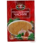 Spices garlic Champion granular 15g Ukraine