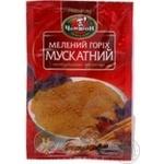 Специи мускатный орех Чемпион молотый 15г Украина