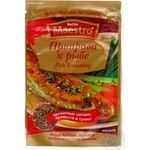 Spices Red hot maestro for fish 30g