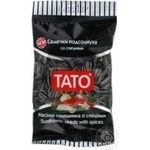 Sunflower seeds roasted with spices TATO 70g