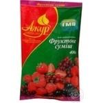 Суміш фруктова Ажур ягоди швидкозаморожені 400г Україна