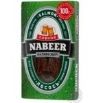 Лосось Пивний Nabeer філе-соломка солоно-сушена 100г - купити, ціни на CітіМаркет - фото 4