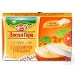 Сендвіч-сир плавлений порційний з лісовими грибами 2*50г