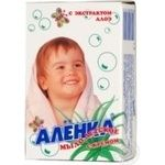Мыло Аленка с алоэ вера 420г Украина