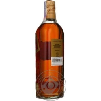 Johnnie Walker Red Label Wiskey 40% 0.7l - buy, prices for Novus - image 8