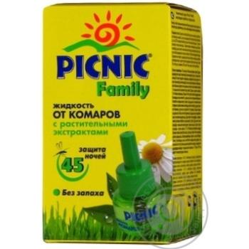 Спрей Picnic Family от комаров 30мл