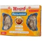 Meat dumplings Shvidko with chicken 400g Ukraine
