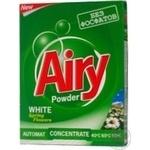 Стиральный порошок Айри Вайт Весенние Цветы для белой одежды концентрированный бесфосфатный для всех типов стирки 400г Польша