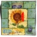 Серветка Палома паперова для сервіровки 20шт 110г Словенія