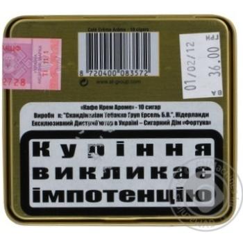 Сигара Cafe Creme Henri Wintermans Arome - купить, цены на Novus - фото 5