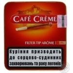 Сигара Cafe Creme Henri Wintermans Filter Tip Arome