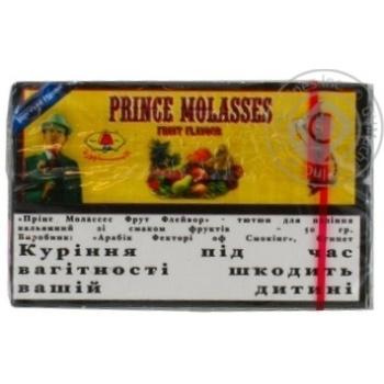 Тютюн для кальяну Al-Waha Molasses Принц Fruit 50г