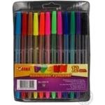 Tiki Set of Ballpoint Pens 12 colors