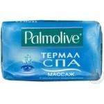 Мыло Palmolive Термал Спа Массаж с массажными микрогранулами 90г
