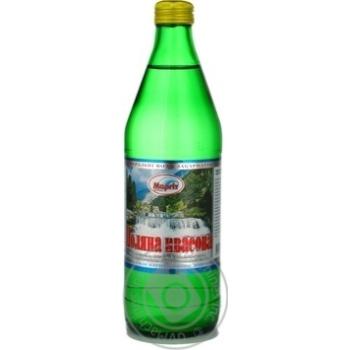 Вода Маргит Поляна Квасова сильногазированная лечебно-столовая 0,5л - купить, цены на Novus - фото 1