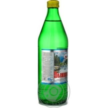 Вода Маргит Поляна Квасова сильногазированная лечебно-столовая 0,5л - купить, цены на Novus - фото 3