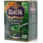 Чай Батік чорне 60г Україна