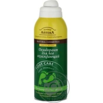 Дезодорант для ніг Зелена Аптека охолоджуючий 150мл - купити, ціни на Восторг - фото 5
