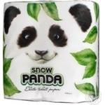 Toilet paper Snizhna panda 4pcs