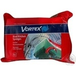 Sponge Vortex for washing 5pcs big