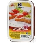 Fish Norven pieces 500g hermetic seal Ukraine