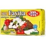 Сыр Mlekovita Favita 12% кор/мол 270г
