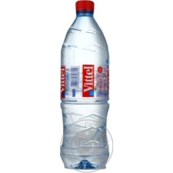 Vittel non-carbonated mineral water 1l - buy, prices for Novus - image 5