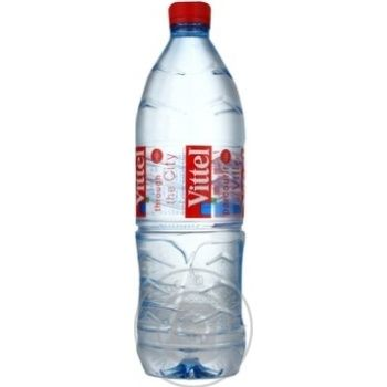 Vittel non-carbonated mineral water 1l - buy, prices for Novus - image 6