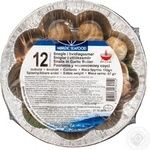 Равлики у часниковому соусі ТМ Nordic Seafood 12 шт х 67г