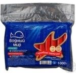 Crab sticks Vodnyi mir crab precooked 1000g Ukraine