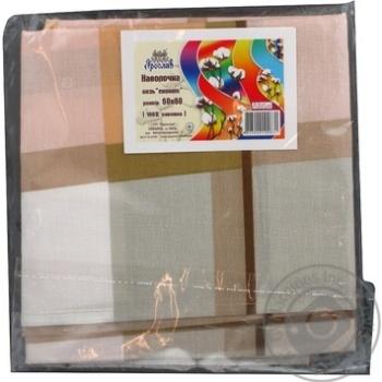 Yaroslav Pillowcase 60х60cm - buy, prices for UltraMarket - photo 5