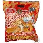 Палички кукурудзяні Мак-даК Класичні солодкі неглазуровані 175г