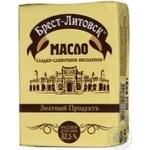 Масло солод.Брест-Литовское 82,5% 180г